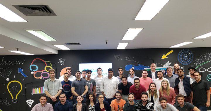 Meetup de Investimento com Justino e Renan Pasini